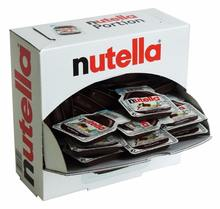 Ferrero nutella 40 x 15g in Dispenser