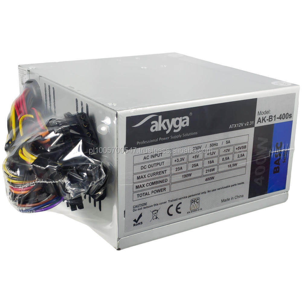 A Power 400W 12V Computer Power Supply