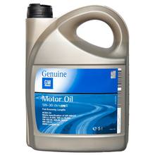 GM / Opel 5W30 Dexos2 5W-30 engine oil