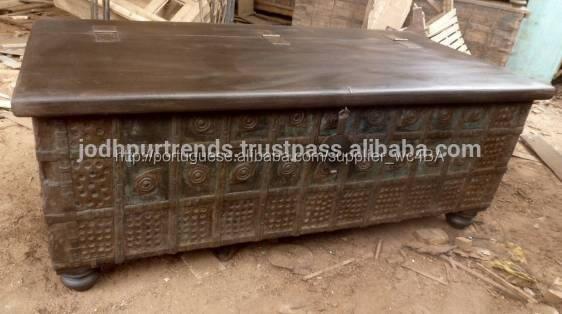 Antigo indiano fabricante de móveis