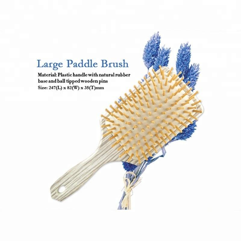 Hair Salon Equipment Hairdressing Paddle Hairbrush / Combs