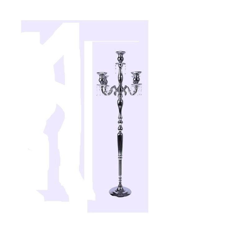 Tall Centerpiece high quality plating Candelabra