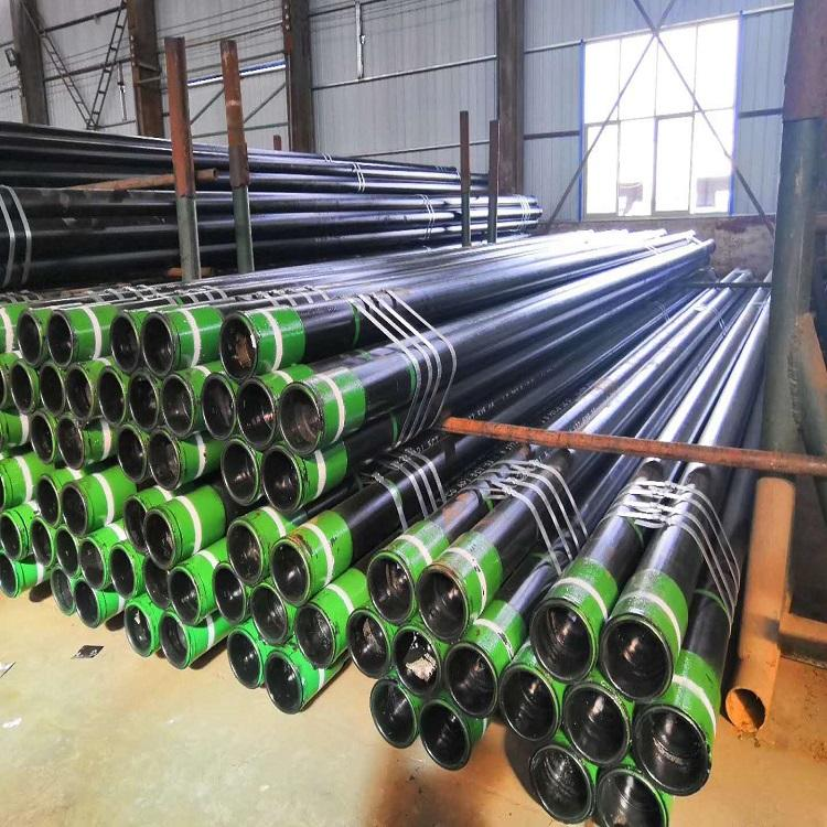 High Quality API 5CT K55 J55 N80 N80Q L80 P110 Oil Seamless Steel Casing Pipes Tubing Pipes