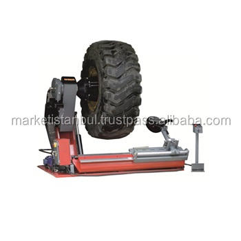 TC56 Heavy Duty Tyre Changer Machine