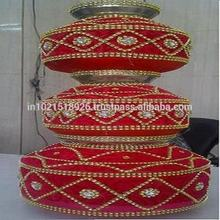 Wedding Punjabi Decoration Matka/Pots/Jagos/Decorated Handmade Wedding