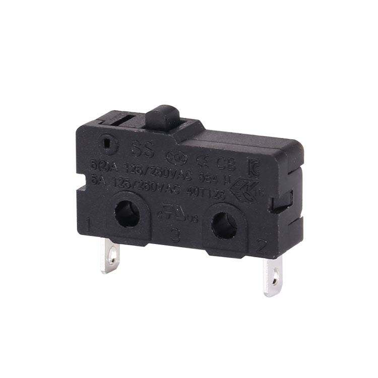 Factory wholesale sm5 25t85 5a 250v ac micro switch without lever
