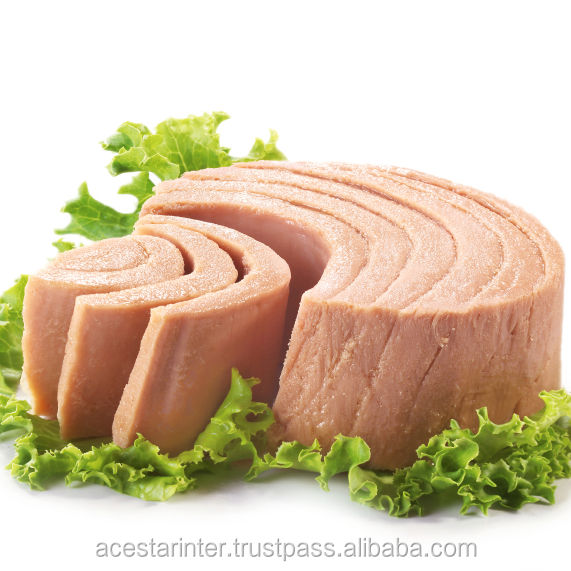 Thailand Canned Tuna Solid in Vegetable Oil