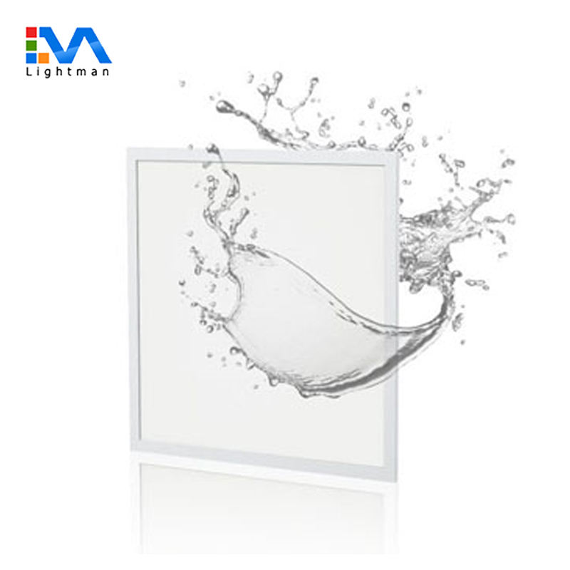 UL TUV SAA IP67 2x2 2x4 60x60 62x62 60x120 cm square led flat panel shower ceiling home lighting ip54 ip65 waterproof led panel