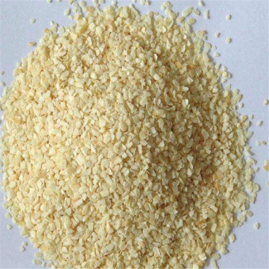 2018 Dry Garlic Granules Dehydrated Natural Garlic