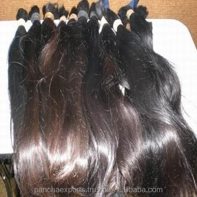 Factory Price Unprocessed Raw tuneful virgin Brazilian hair,zigzag weft human hair