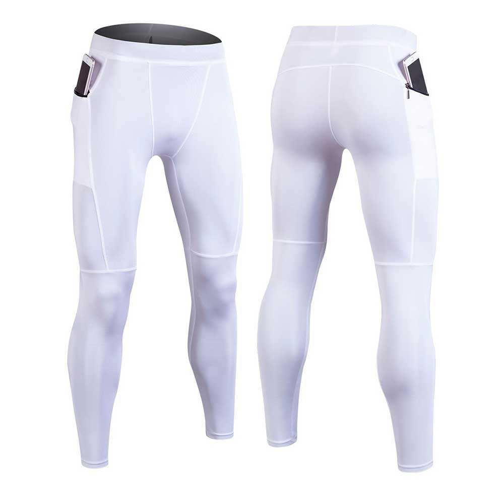 Men Compression Pant Running Tights Fitness Pants Gym Yoga Trousers mens Jogger Sports Leggings Sportswear Elastic Pants
