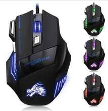 Gaming Wired Usb Mouse  optical