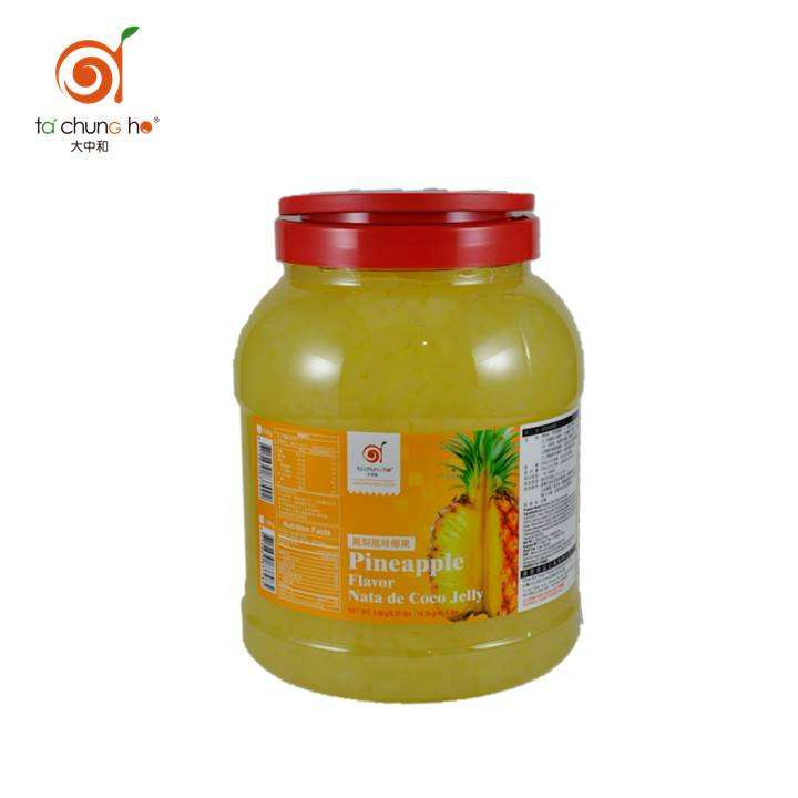 Best Selling 3.85 kg TachunGho Ananas nata de Coco Jelly