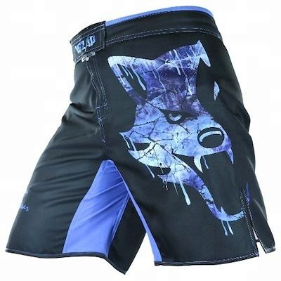 OEM Hersteller custom sublimation boxing trunks boxing mma shorts