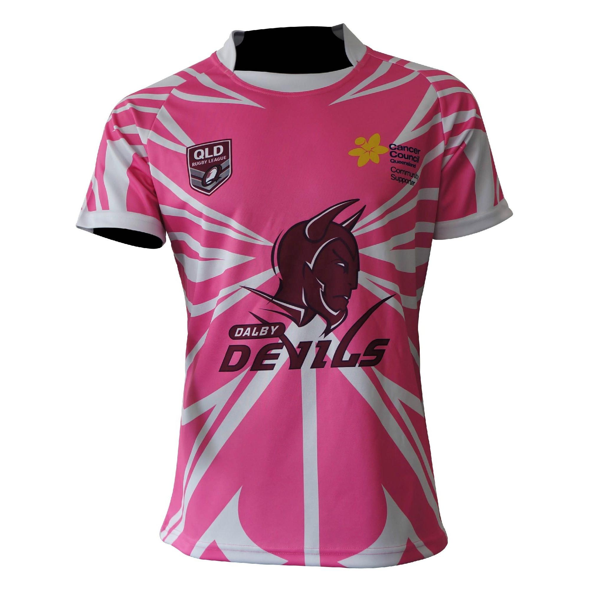 wholesale Sublimated Design your own rugby jersey league uniform wear