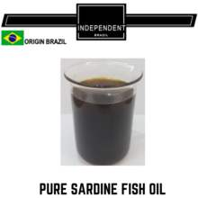 Fish Oil - Natural / Hight Quality - 100% Sardine