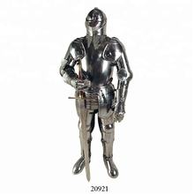Spanish Knight Armour Suit with Sword, Medieval Knight Armor Suit, Greek Full Body Armor