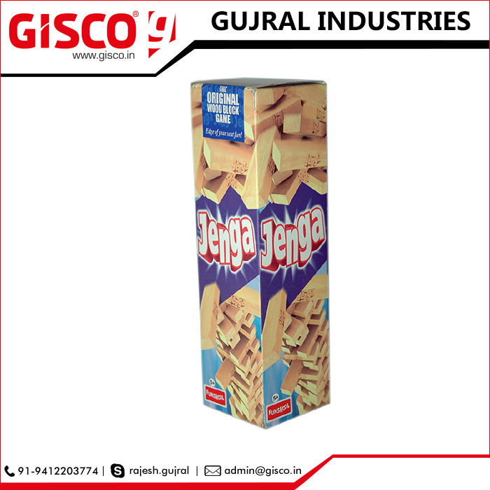 Giaant Jenga Junior Classic Game from India