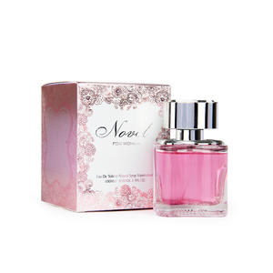 Wholesale Factory Excellent Brands Fruity Sweet Rose Perfume Female Fragrance Wholesale Designer Perfume