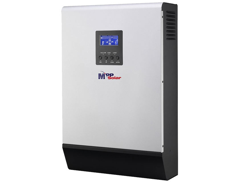 20kw mppt solar inverter off grid inverter 220vac 48v charger parallel stackable 4*pc PIP5048MS