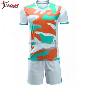 OEM Custom Team Polyester Sublimation Fußball uniform, Fußball Shorts & Shirts