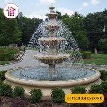 New Design Customized Special Outdoor Decorative Spray Fountain