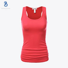 High Quality Fitness Compression Gym Wear Custom Design Bangladesh Manufacturer Wholesale Sport Dry Fit Tank Top