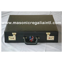 Masonic Regalia Hard Brief Cases | Masonic Regalia Apron case