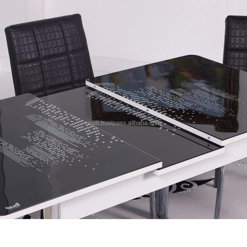- Dining Table With Automatic Fold Function. - Buy Folding Dining