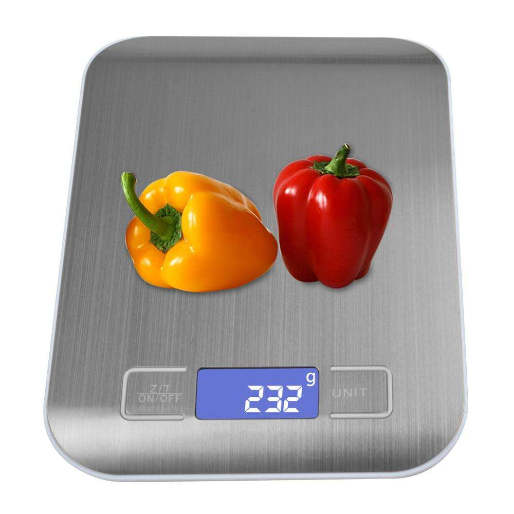 5kg 1g Digital Kitchen Scales High Precision Balance Weighing Scales