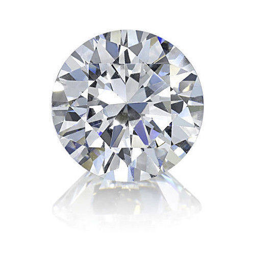 Solitaire VS2 Clarity F Color Real Natural 1.00Ct Real Natural Loose Diamond @ Exclusive Price