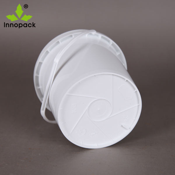 Manufacture OEM Accepted Plastic Pail Bucket For Export