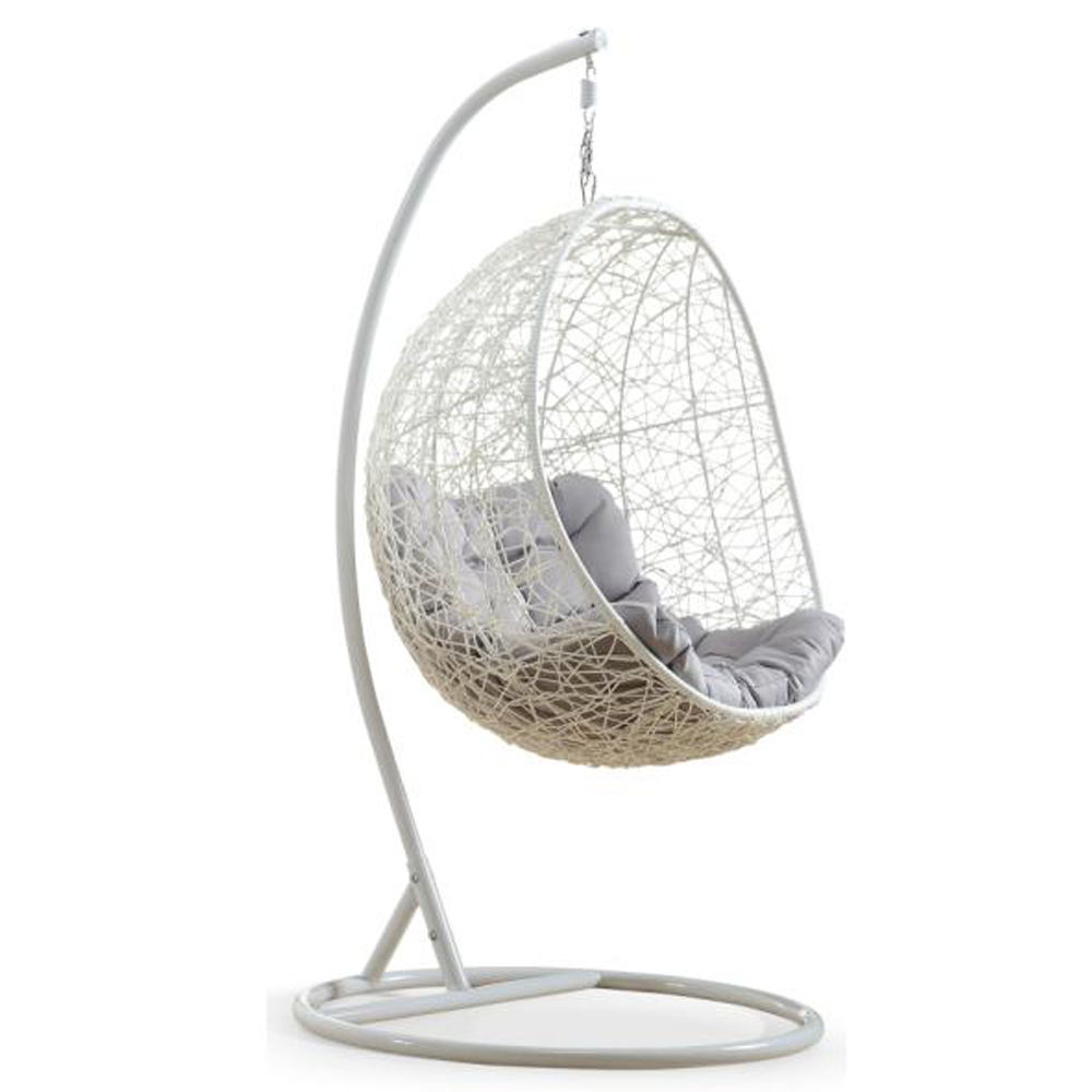 New Style High Quality Rattan Wicker Swing Chairs Outdoor Egg Hanging Chair