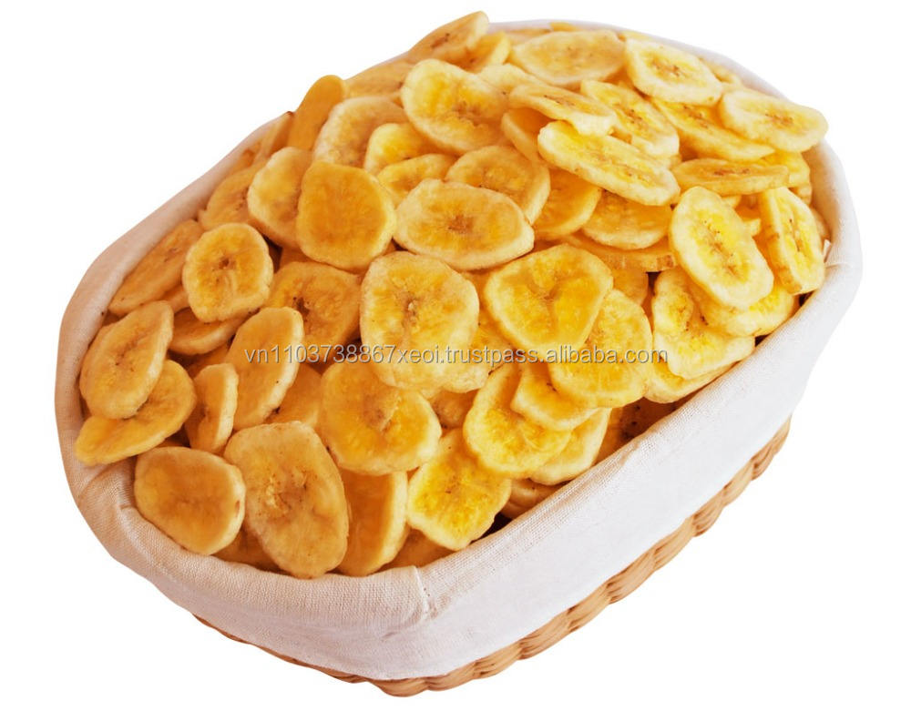 Plantain Chips/ Banana Chips Wholesales From Vietnam