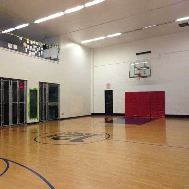 Removable Basketball Court Mat for Sports Facilities