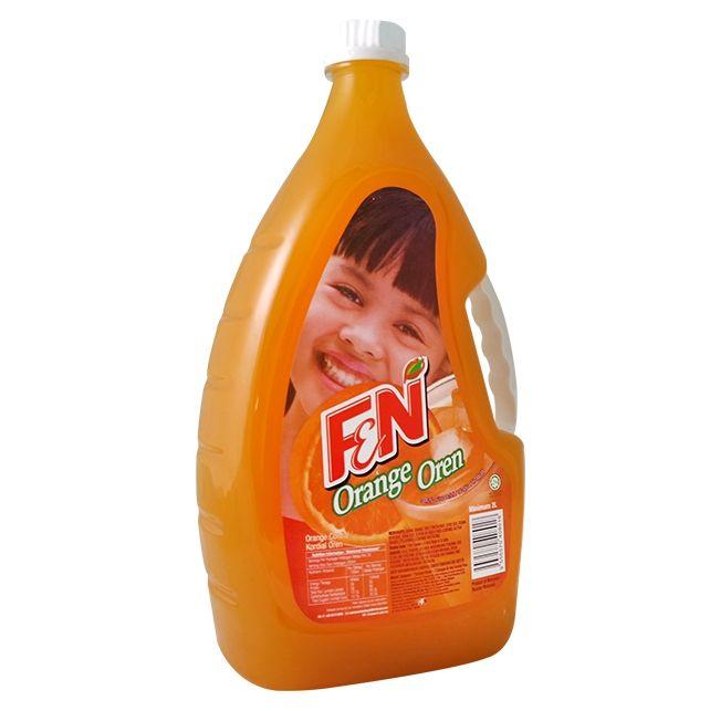 F & N Vendita Calda Naturale Succo D'arancia In Malesia