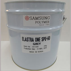 elastra STU- 60 one component waterproofing coating polyurethane membrane for roof floor