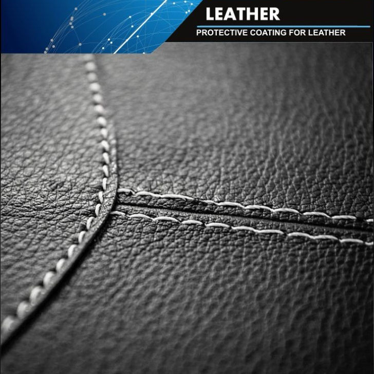 Hydrophobic Nano Coating for Leather, Suede and Nubuck