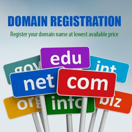 Web Design, Web Development, Domain Registration and Hosting