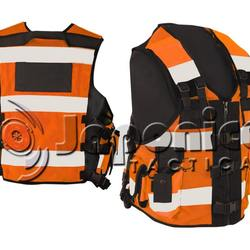 New Design Reflective Security Duty Vest High Visibility Tactical Vest Military Outdoor Gear Traffic Control Vest