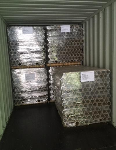 Paper Core in pallet packing