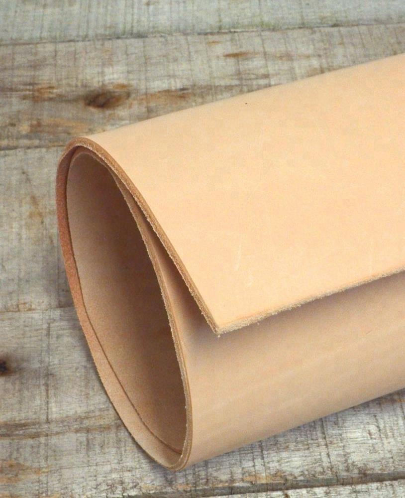 Vegetable-Tanned Cow hide Leather, Side 2.0mm-4mm MH.18