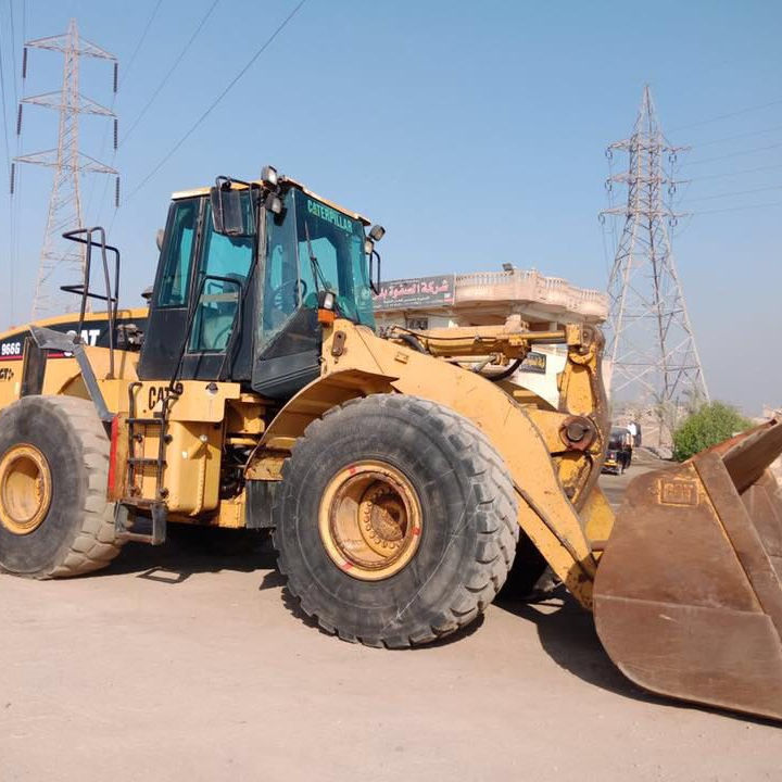 Heavy Construction Equipment 950G Caterpillar Used Wheel Loader 950G hot sale
