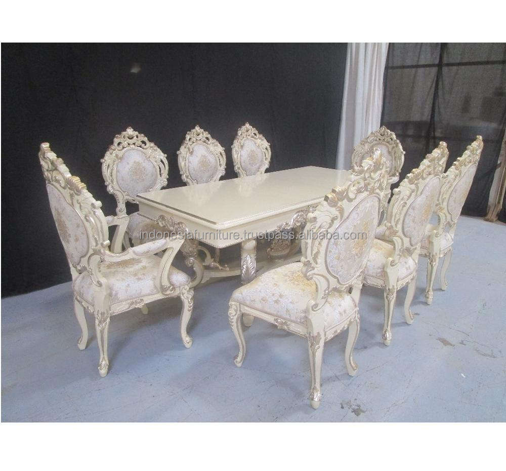 IN STOCK - Classic Italian & European Furniture , dining room furniture