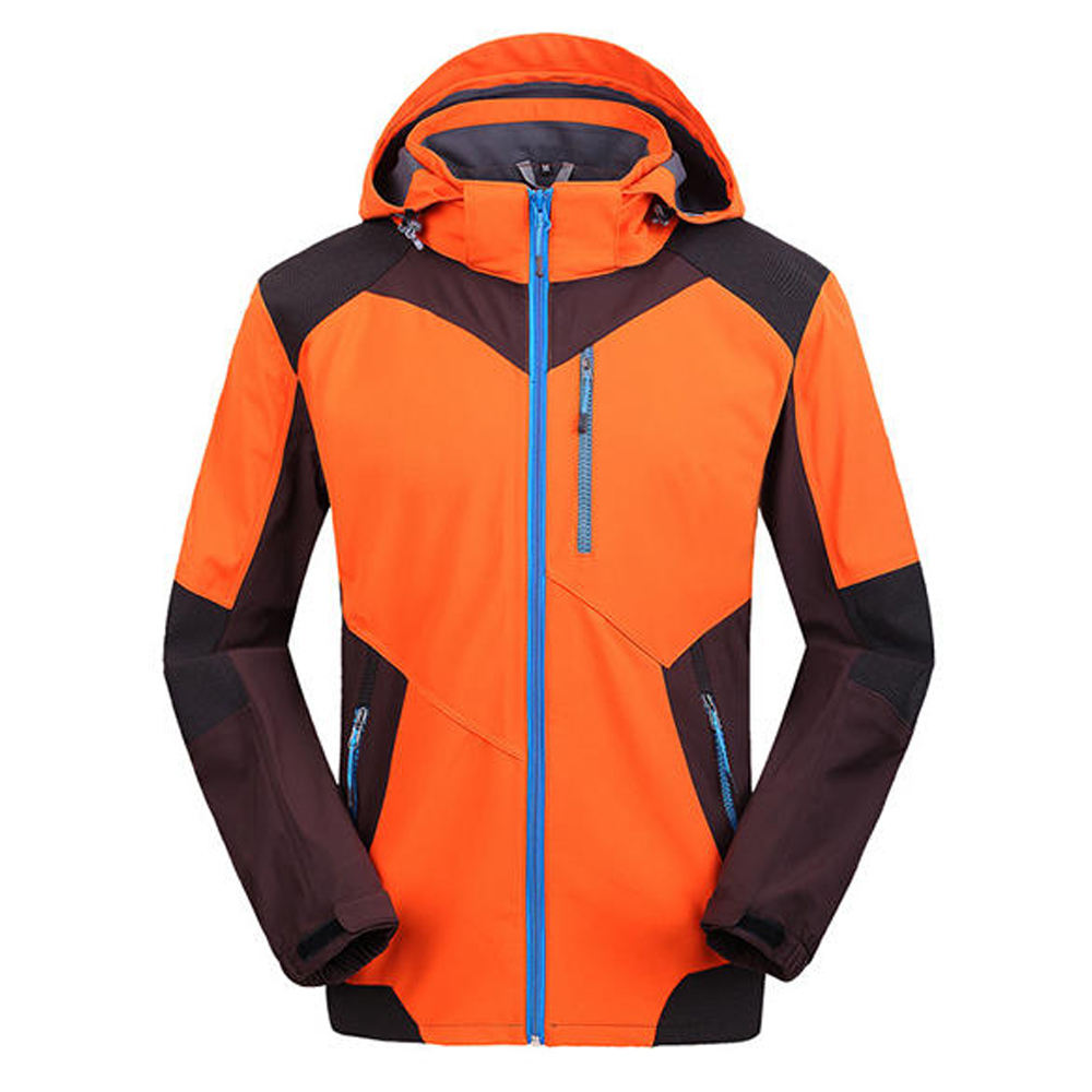 2019 Winter Hot Sale Waterproof Outdoor Soft Shell Varsity Jacket For Man