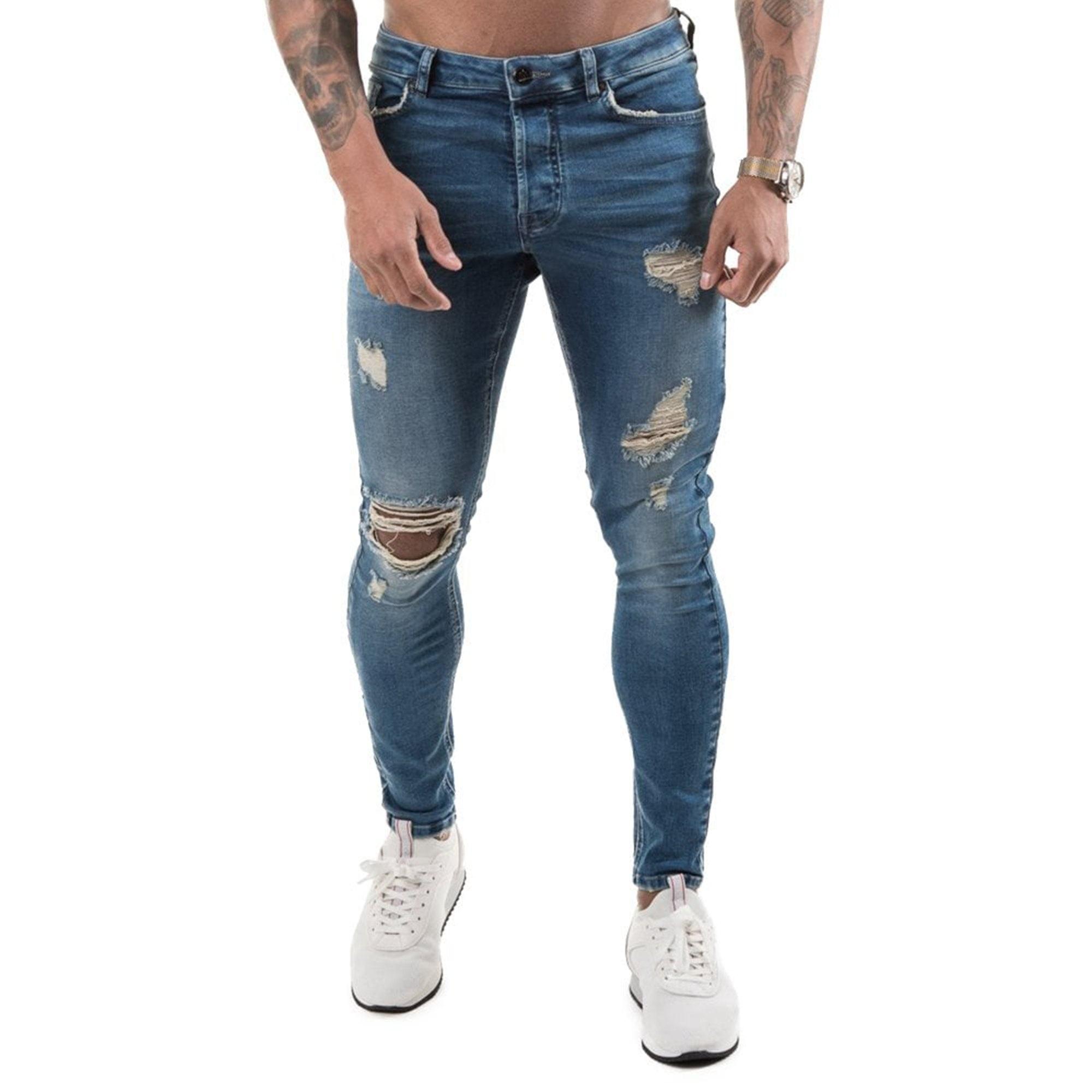 Para Mujer De La Alta Cintura Elastica Ajustados Tubo Jeans Pantalones Jeggings Damas 6 22 Reino Unido Control Ar Com Ar