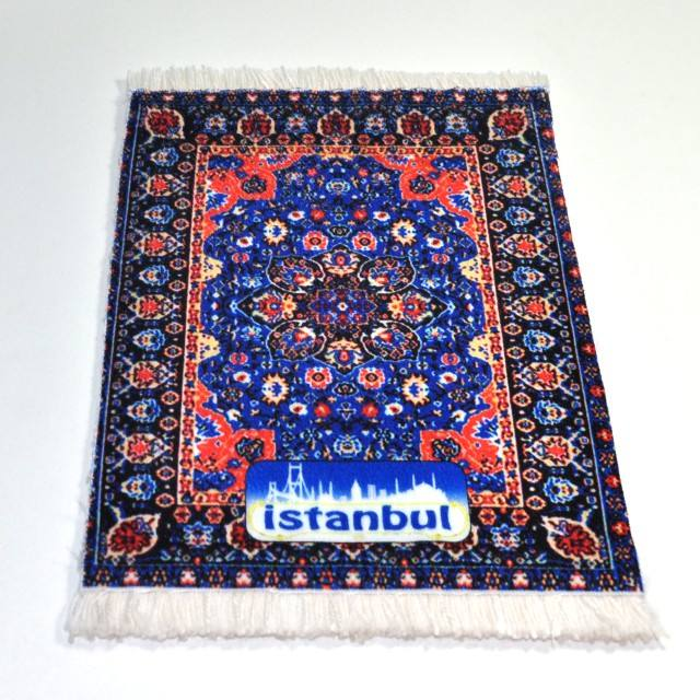 Traditional Promotional Rug Design Mouse Ped