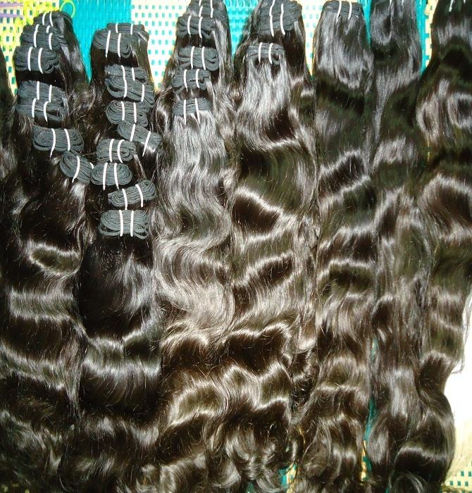 Wholesale unprocessed cuticle aligned 100% Indian hair extension ROYAL HAIR BOUTIQUE, INDIA