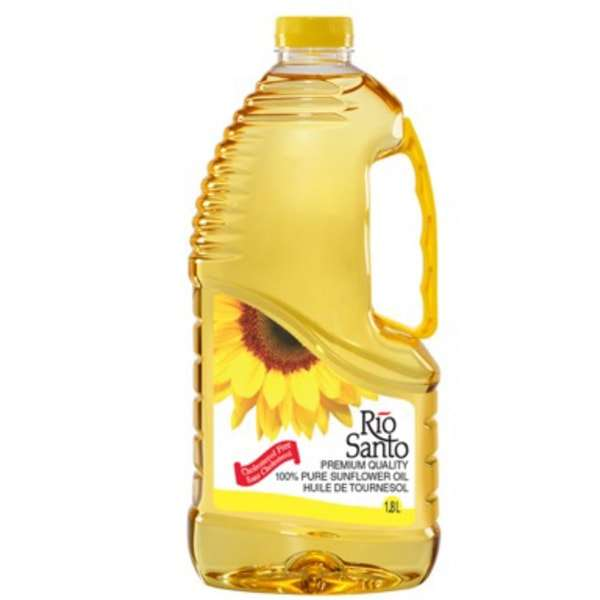 vegetable cooking oil 100% Pure organic Sunflower Oil bulk price