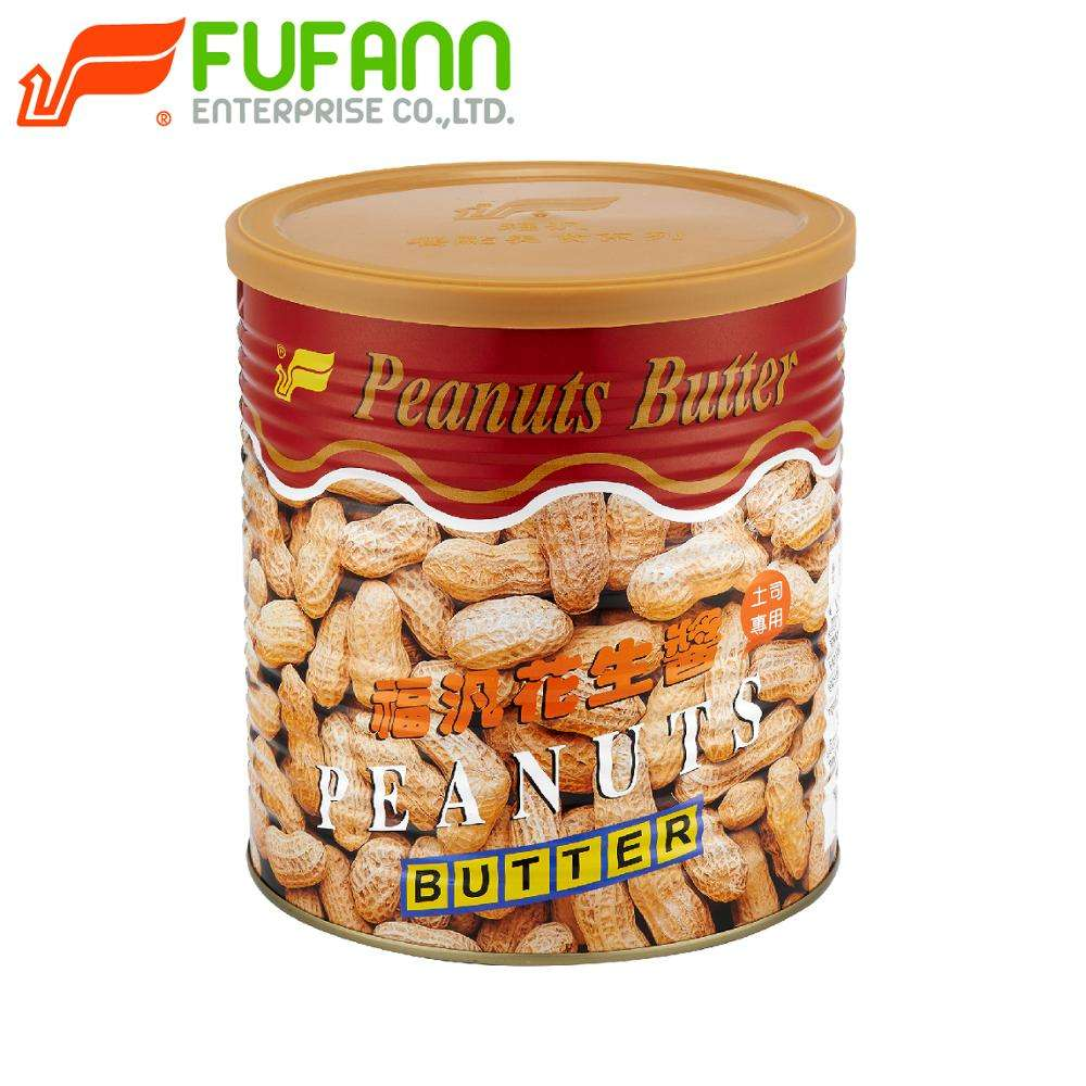 Taiwan Factory - Peanut Butter, Sauce, Cream, Spread for Bread 3KG